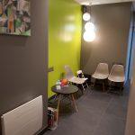Salle d'attente naturopathe vincennes, accès handicapés